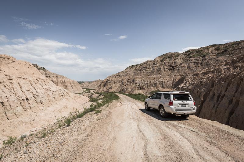 Discover the Roads Less Traveled in Badlands National Park Deux